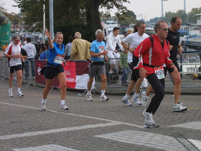 Dam tot Damloop 2008